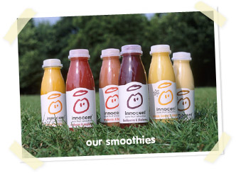 Innocent Drink Smoothies
